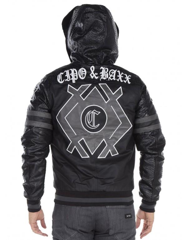 Куртка CJ177 BLACK